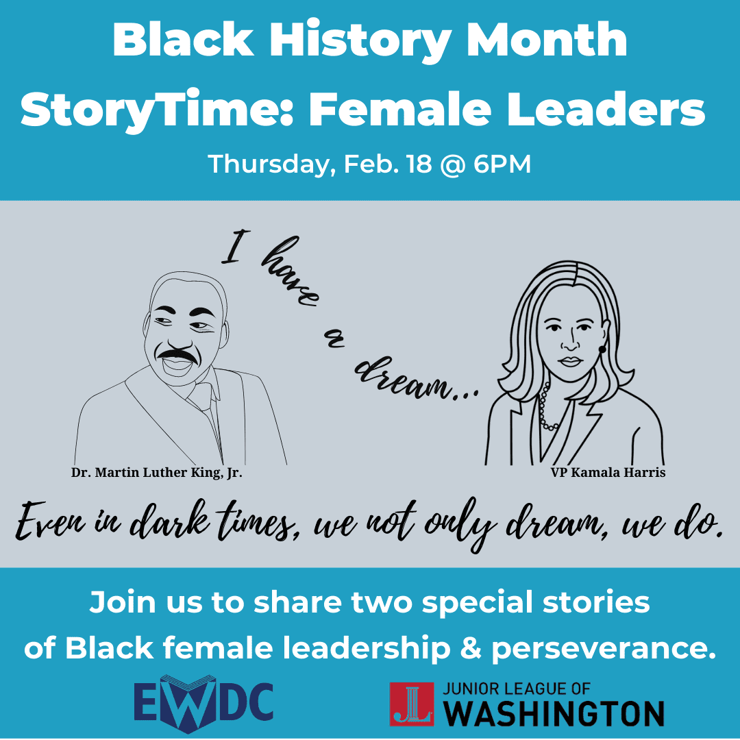 Click here for Black History Month StoryTime!